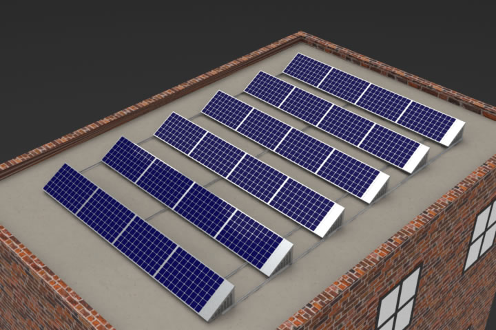 Javelin Solidworks Solar Power Equipment Manufacturer