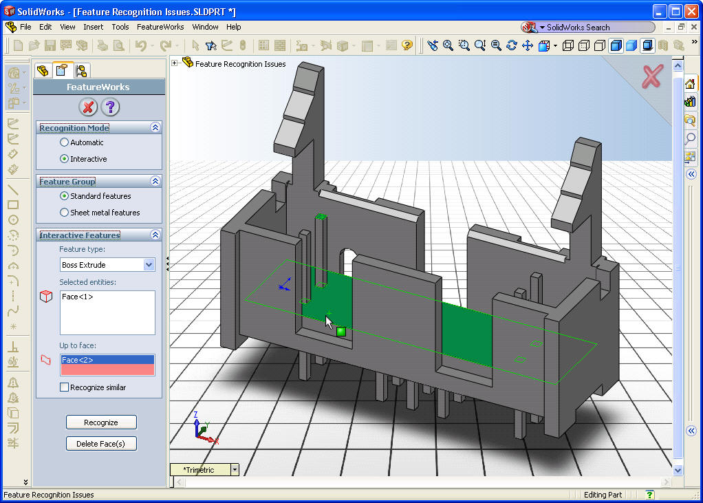 Moving from autodesk to solidworks autocad dwg dxf Cad models