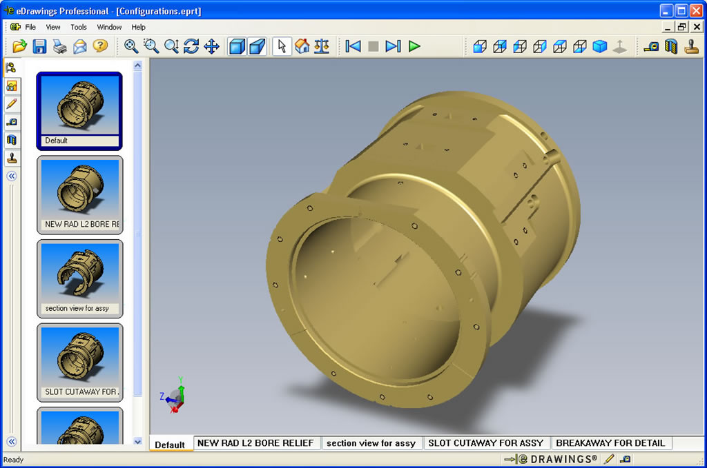Solidworks Edrawings Professional 3d Collaboration