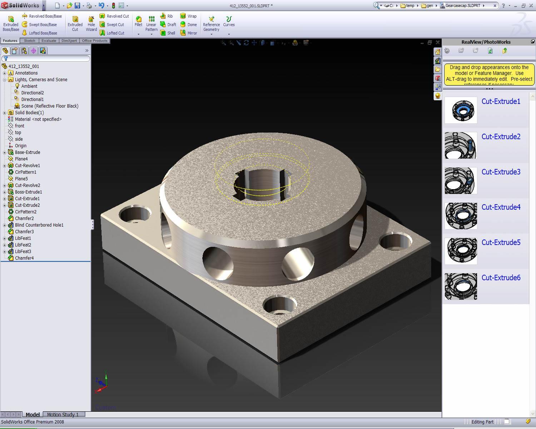 Comsolidworks Design Table : SolidWorks Design Clipart