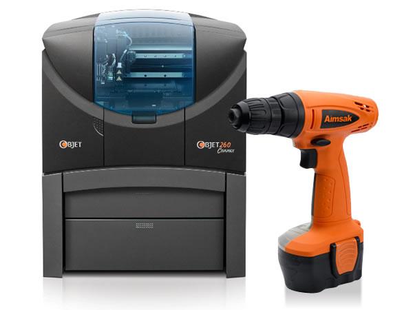 Objet Digital 3D Printer