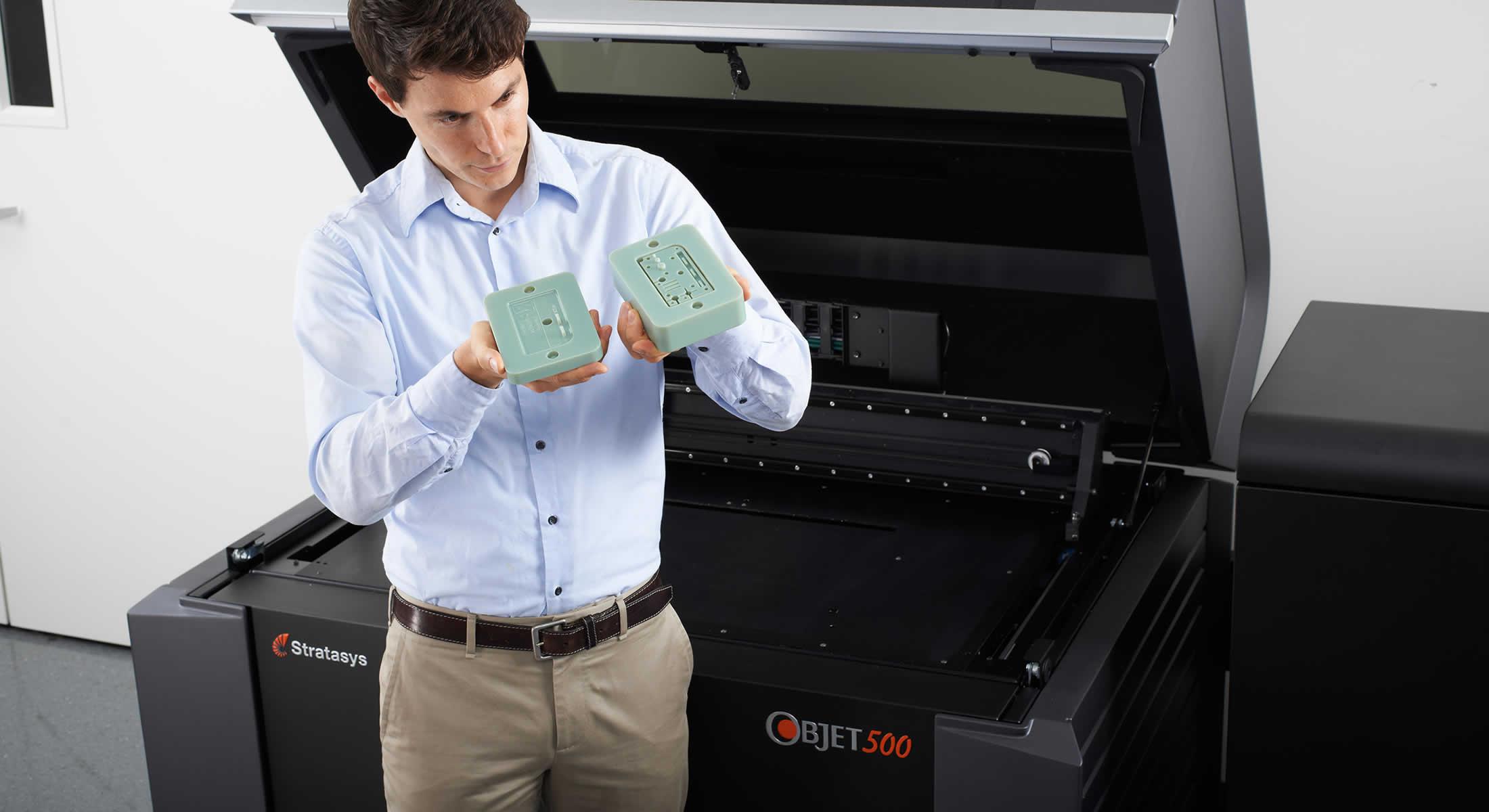 Using 3D Printer