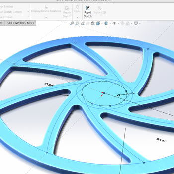 SOLIDWORKS 2017 Features