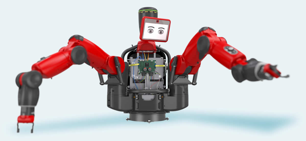 our Broadcast is the design of Baxter robot using SOLIDWORKS tools