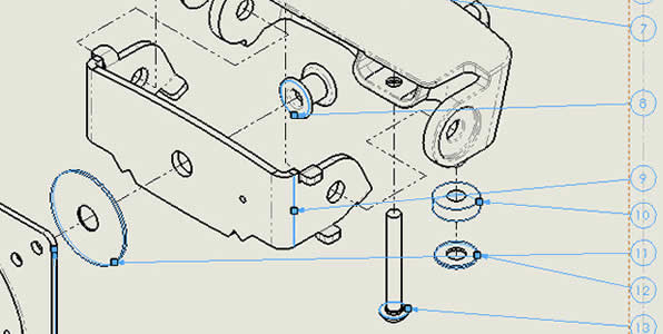 SolidWorks 2014 Drawing