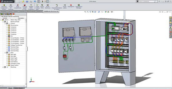 comparison guide for solidworks electrical vs autocad electrical solidworks electrical harness