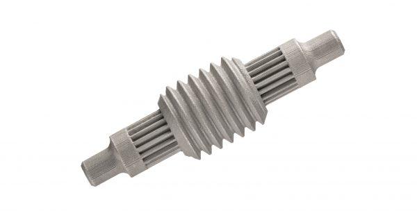 3D Printed Metal Roller Screw Part