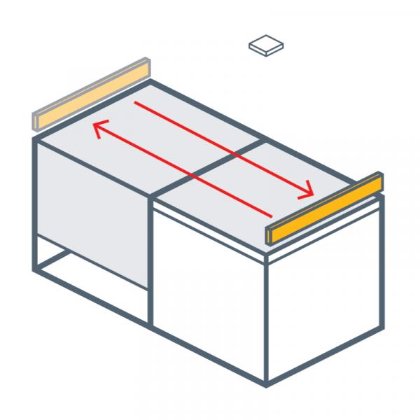XM Build Process 2 - Powder Layer