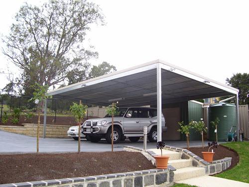 Residential Car Park