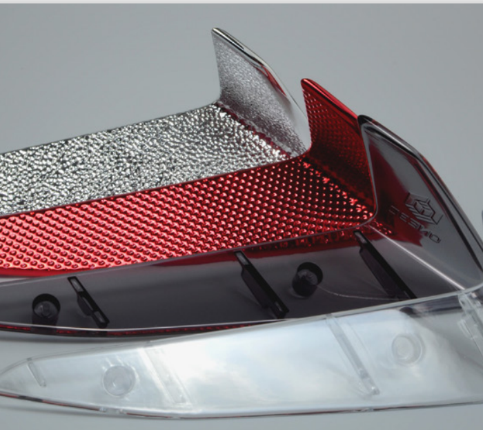 Prototypes de lentilles imprimées en 3D pour l'automobile