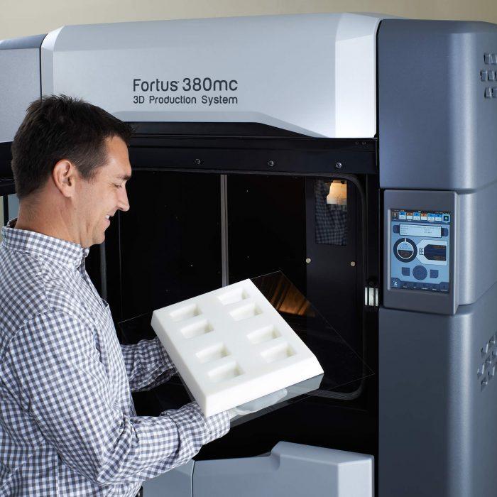 FDM 3D printed cavity mold