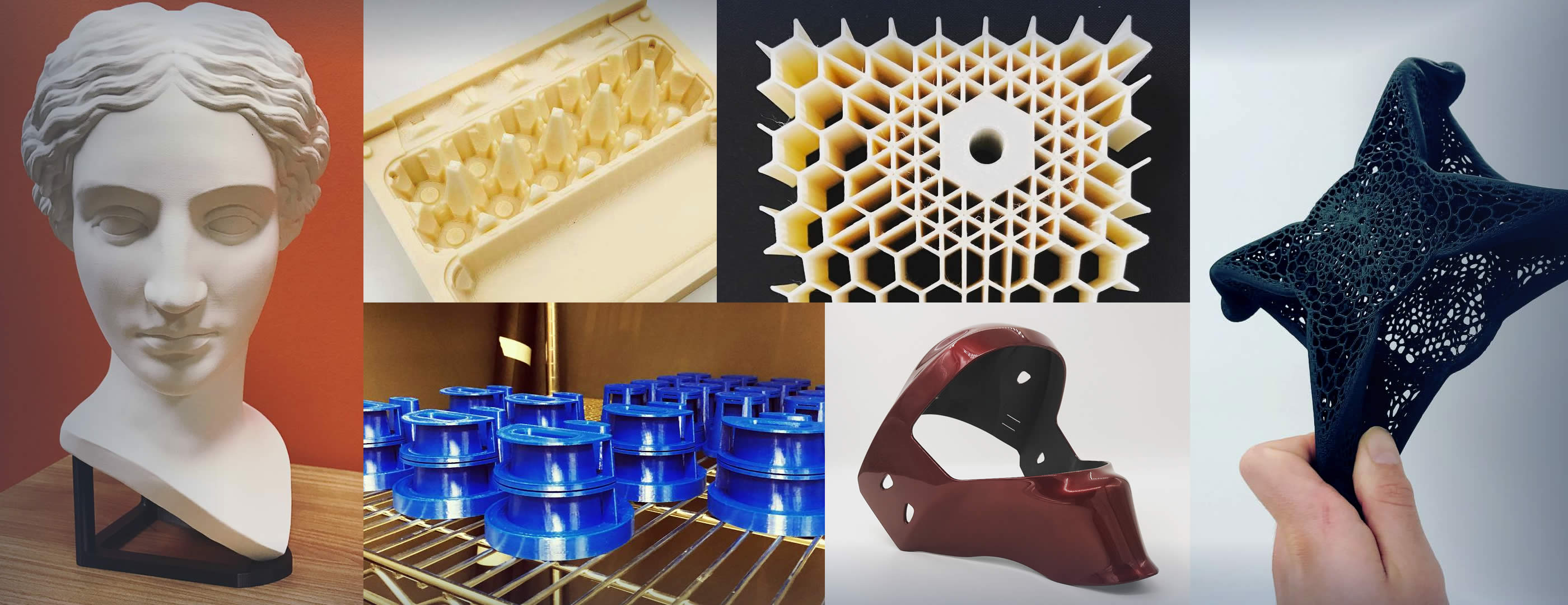 3D printing service examples