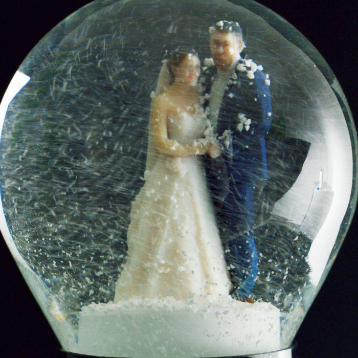 3D Printed Snow Globe