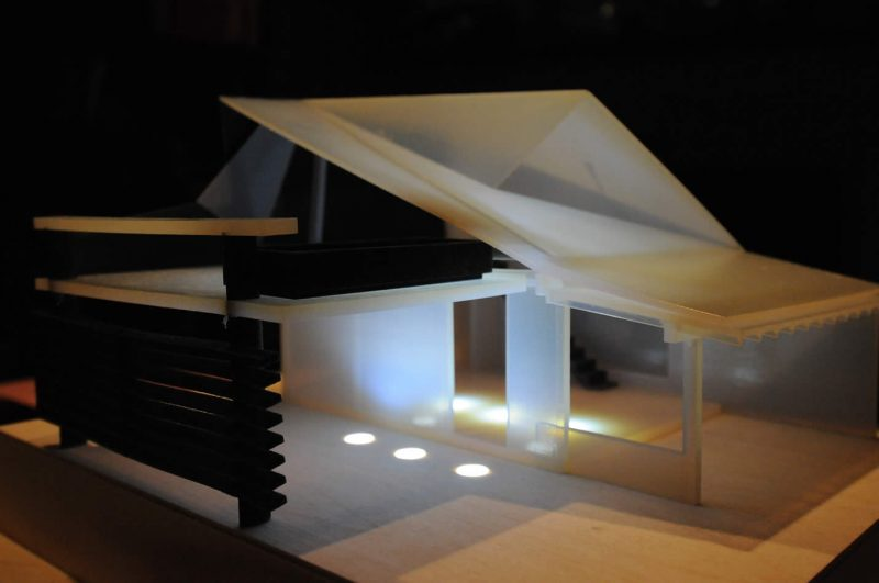 3D Printed Studio Design