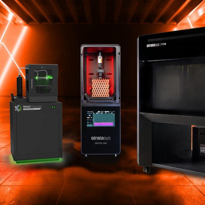 3D Printer Manufacturers