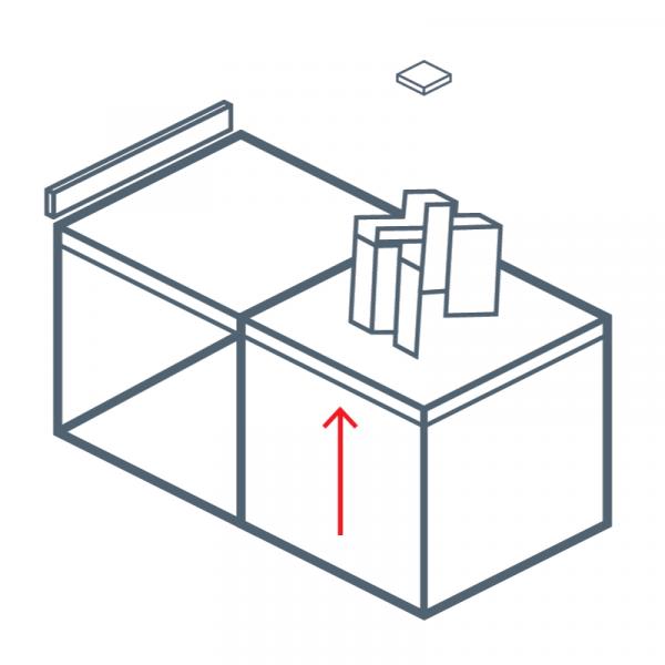 XM Build Process 6 - Part Removal