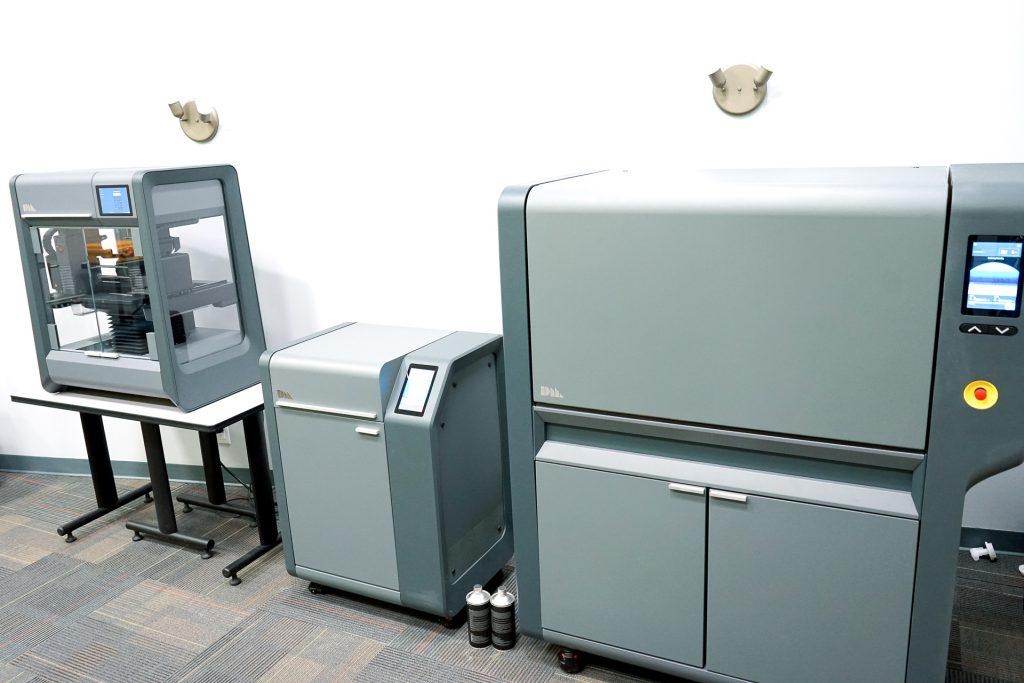 Javelin 3D Printing Lab