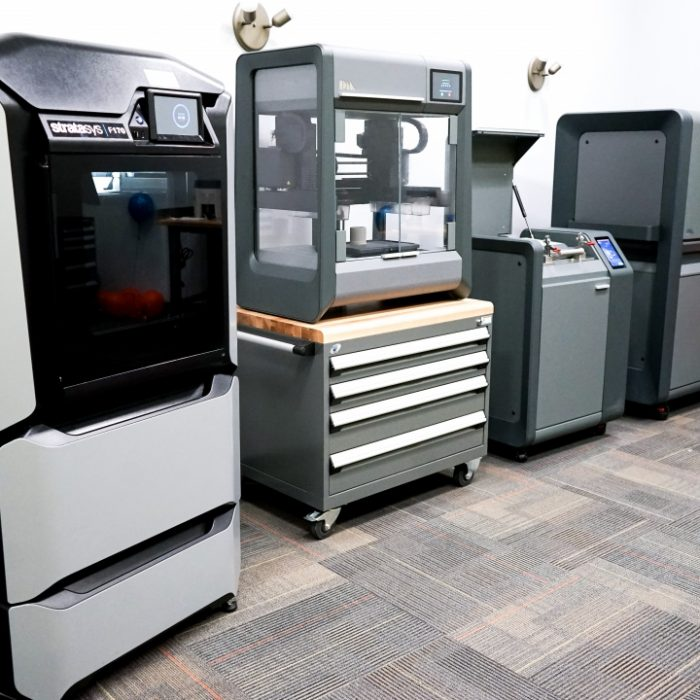 New printer lab