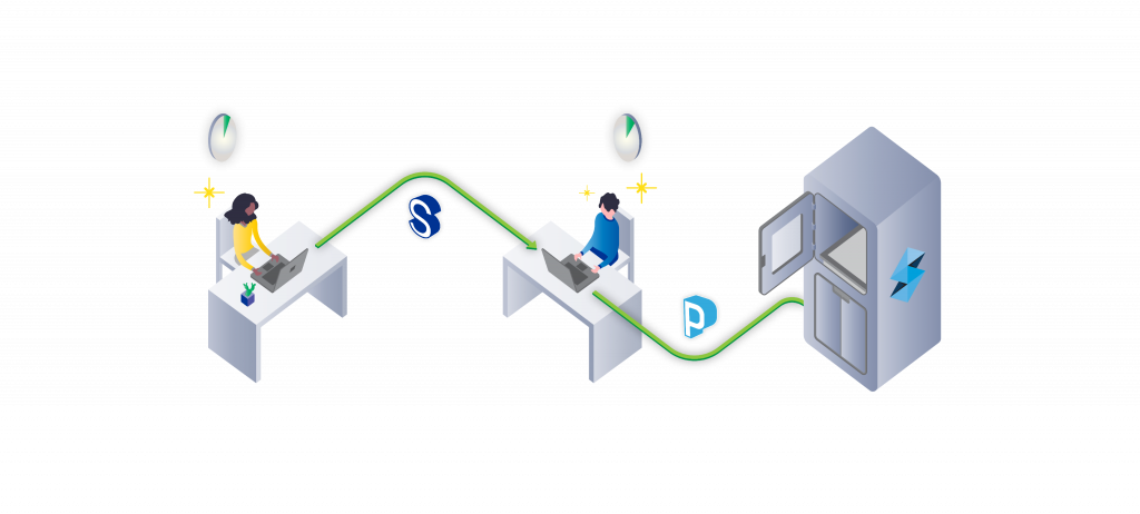 GrabCAD Shop Solution with FDM printer