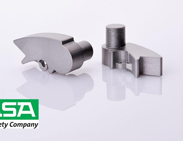 MSA ExOne metal 3D parts