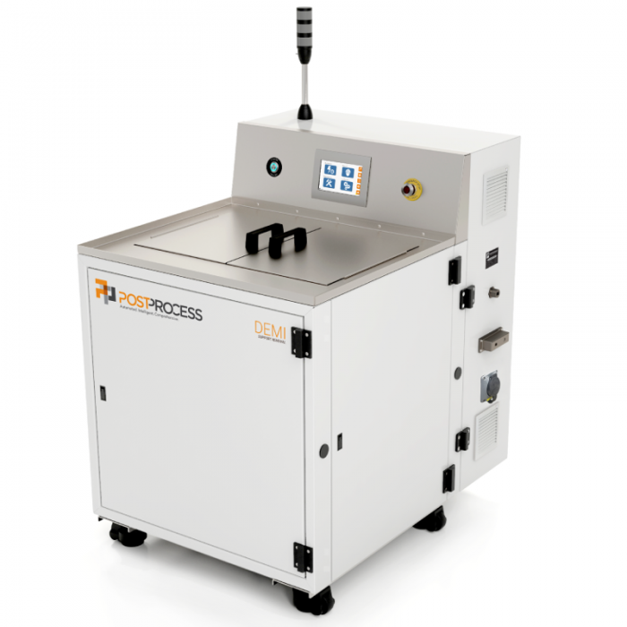 PostProcess DEMI Support Removal Machine