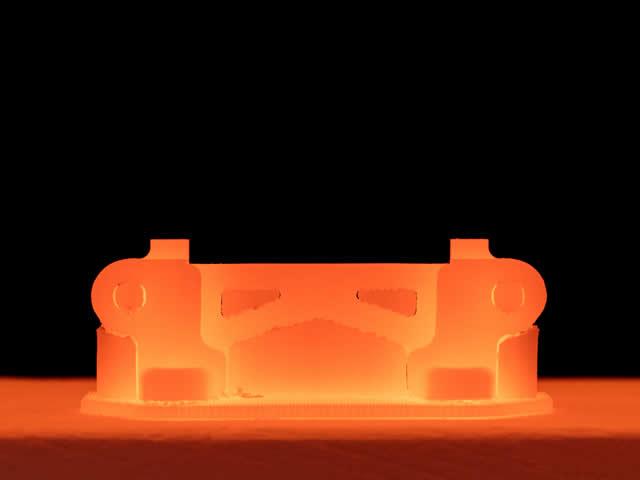 3D Metal Printing Sindering