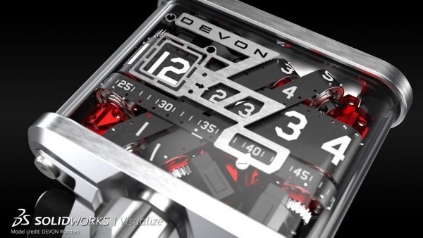 SOLIDWORKS Visualize® Rendering - Watch