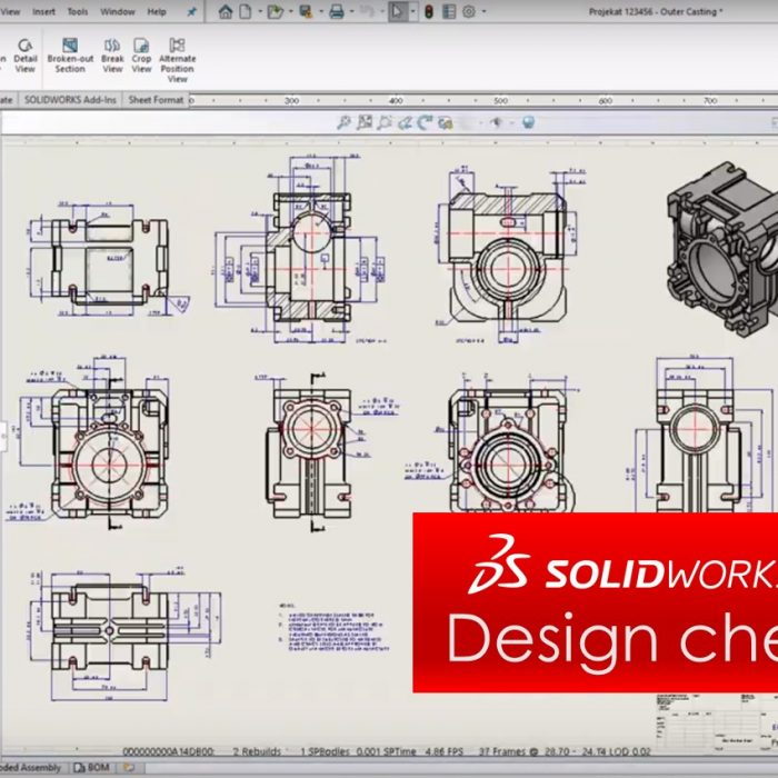 SOLIDWORKS Design Checker