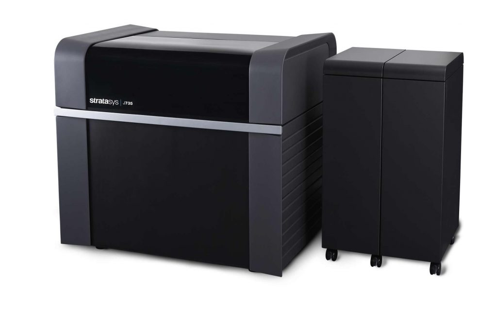 Stratasys J735 Colour 3D Printer