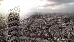 SOLIDWORKS Visualize Example Landscape