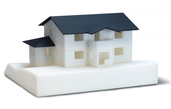ABSPlus-P430 architectural model