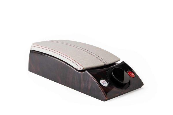 automotive 3D printing Agilus 30 auto console