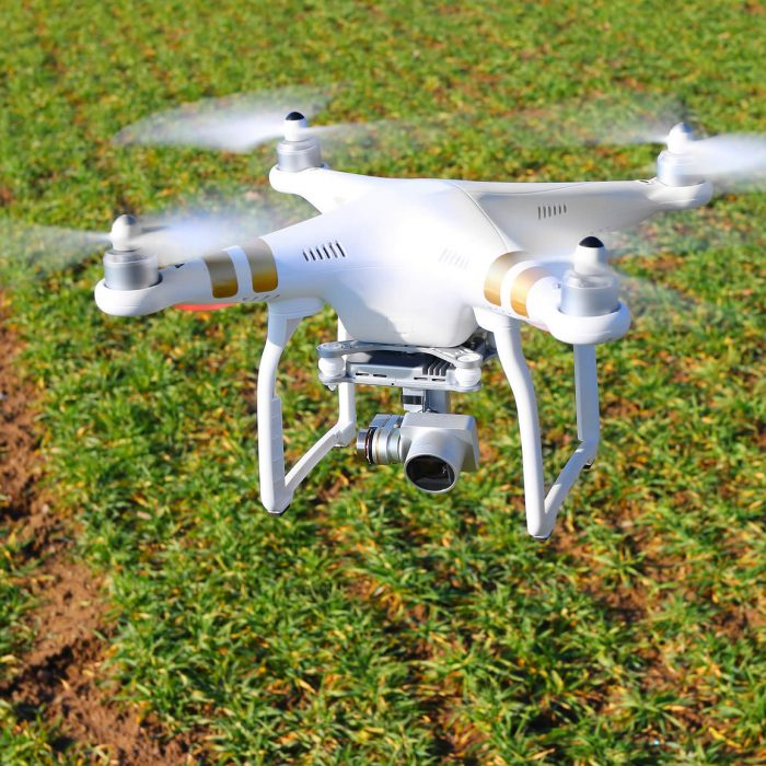 Agriculture industry drone