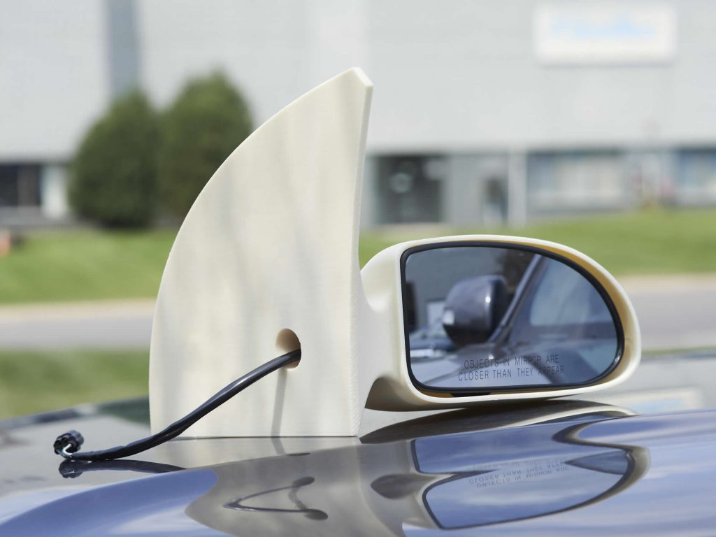 ASA Automotive Mirror