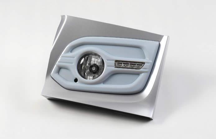 3D model printed by Objet Eden 500V