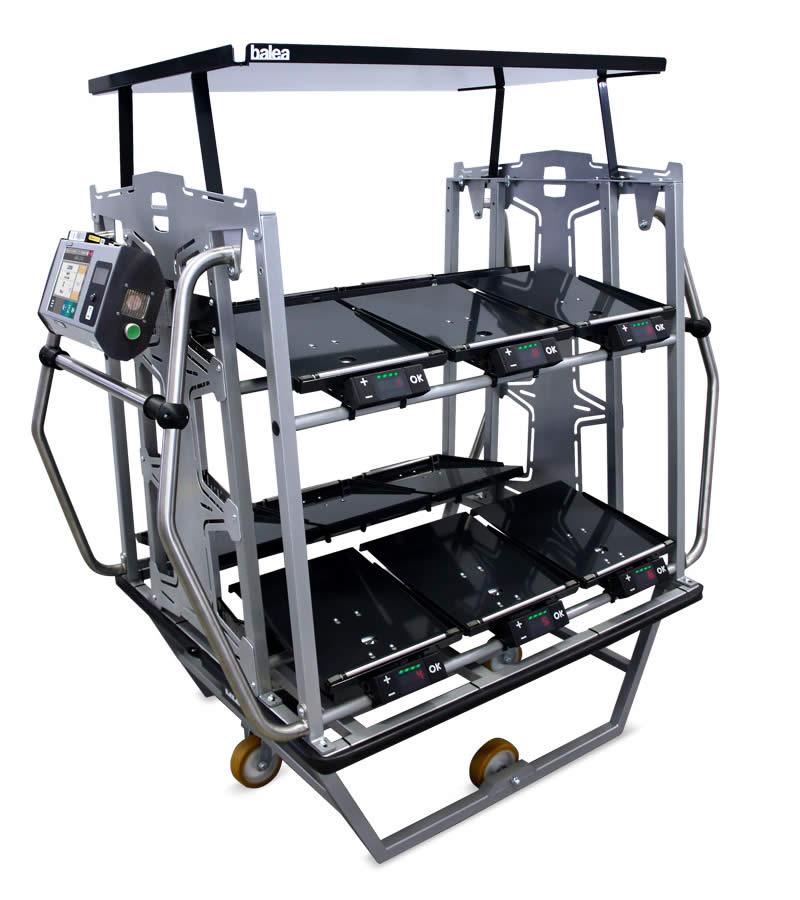 Balea weighting system