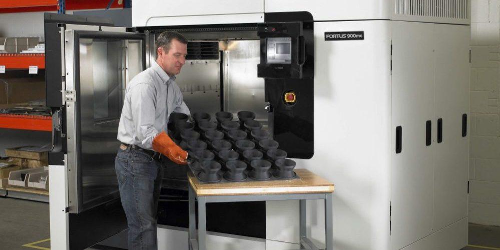 Production et fabrication de pièces en 3D