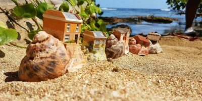 3D printed model homes