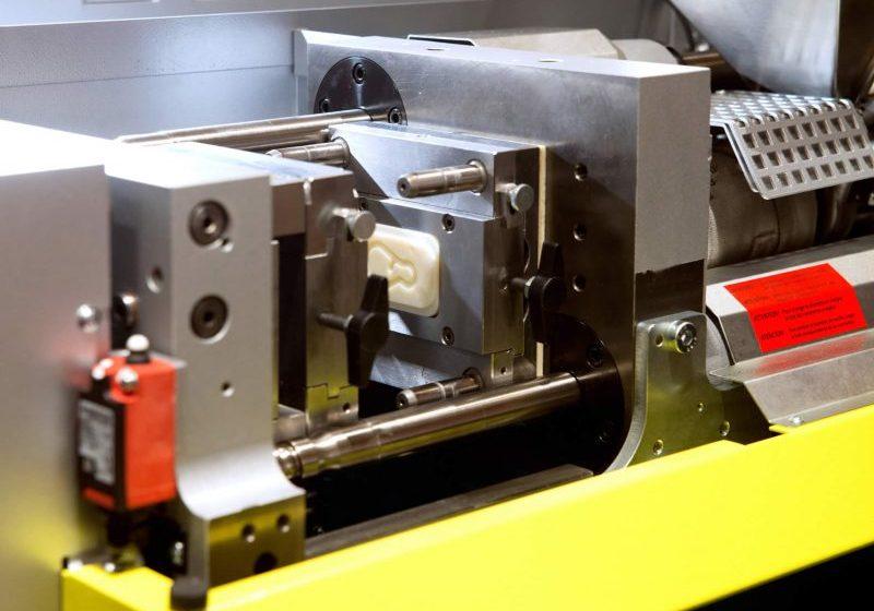 3D printed molding at DEX
