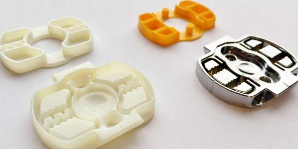 3D printed molds