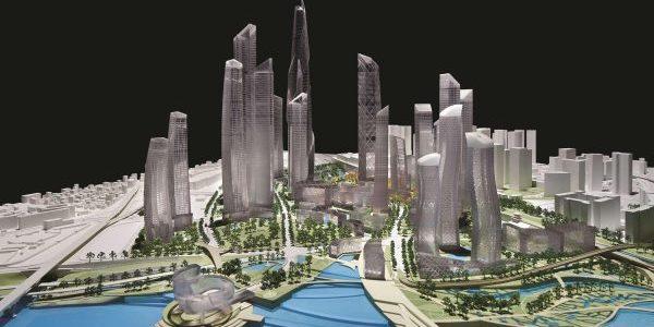 Impression 3D de l'architecture