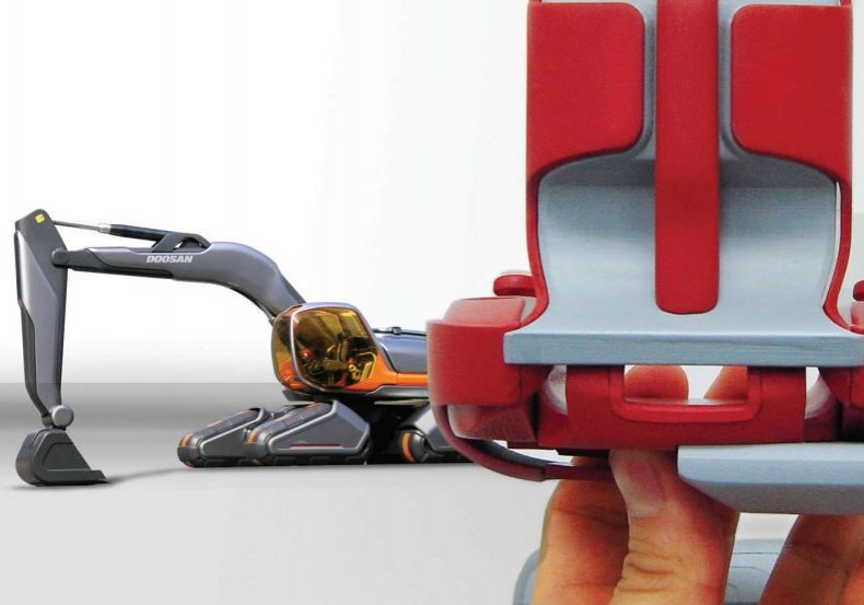 3D printing concept models