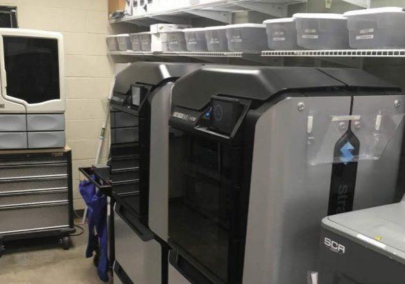 3D printing labs