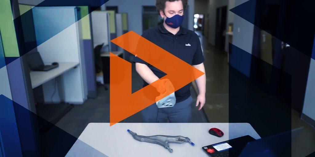 3D Scanning Demonstration