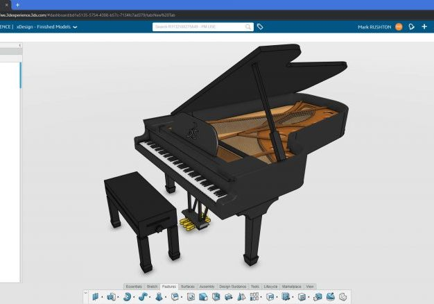 3DEXPERIENCE Design Apps