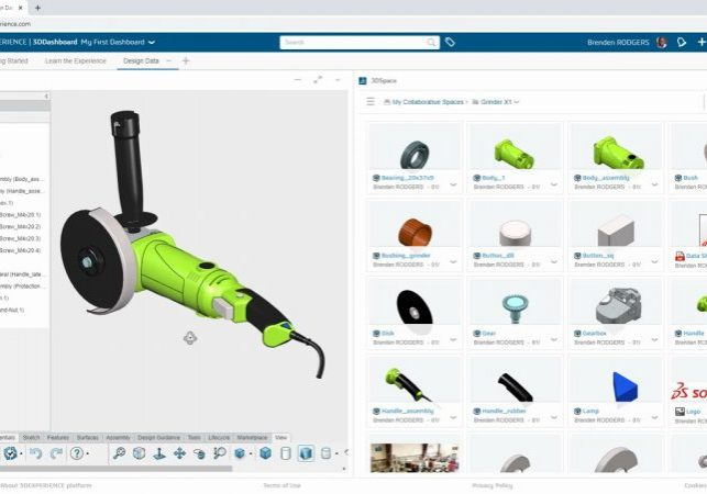 3DEXPERIENCE Securing Data