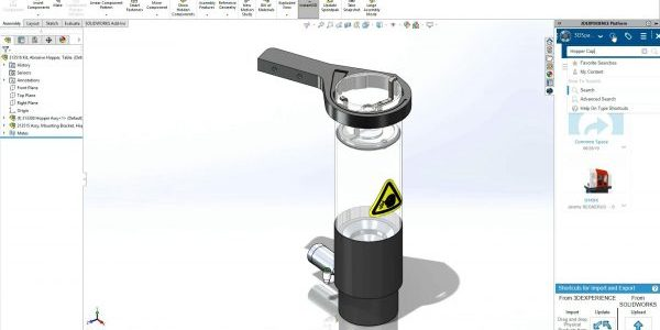 3DEXPERIENCE SOLIDWORKS Desktop
