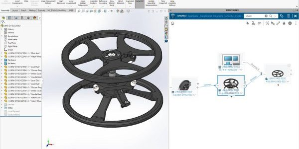 3DEXPERIENCE Works Data Management