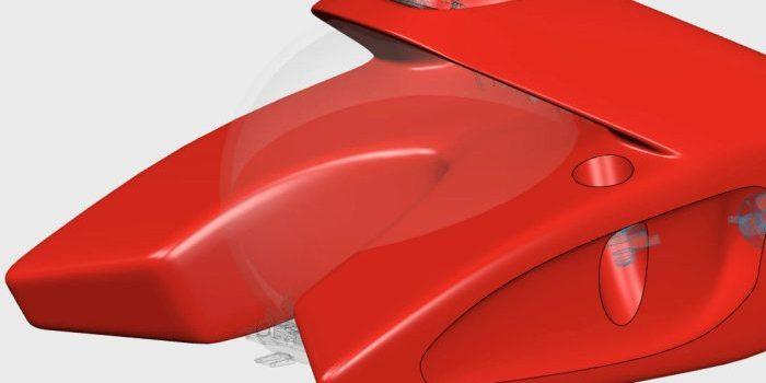 3DEXPERIENCE Works Cloud-based Sculpting
