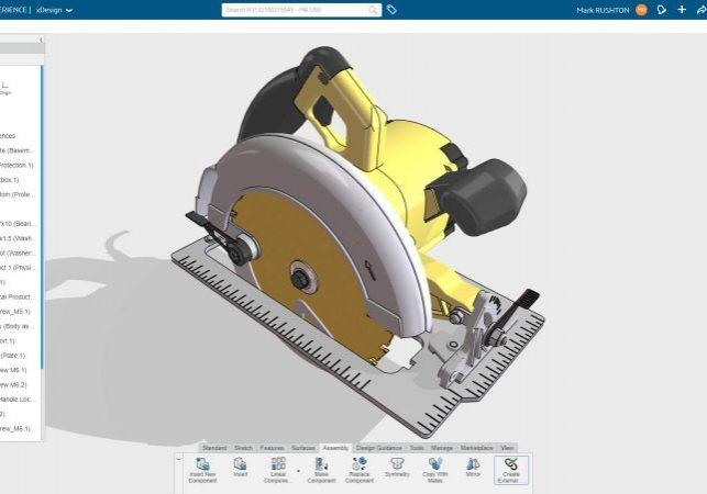 xDesign on the 3DEXPERIENCE.WORKS Platform